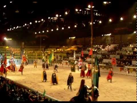 Medieval Times dinner & tournament in Schaumburg, IL invites you to travel back to the 11th Century set within an 11th Century European-style castle.