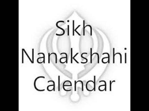 Nanakshahi Sikh Calendar FREE APP