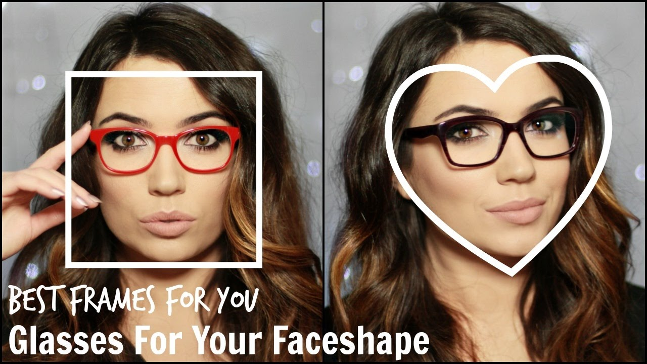 ac9f33fa2b Best Glasses For Your Face Shape