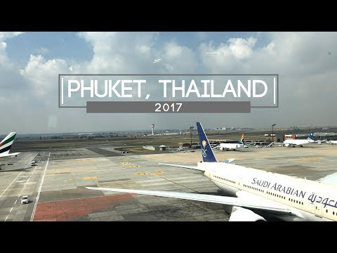 PHUKET, THAILAND 2017 - TRAVEL VIDEO