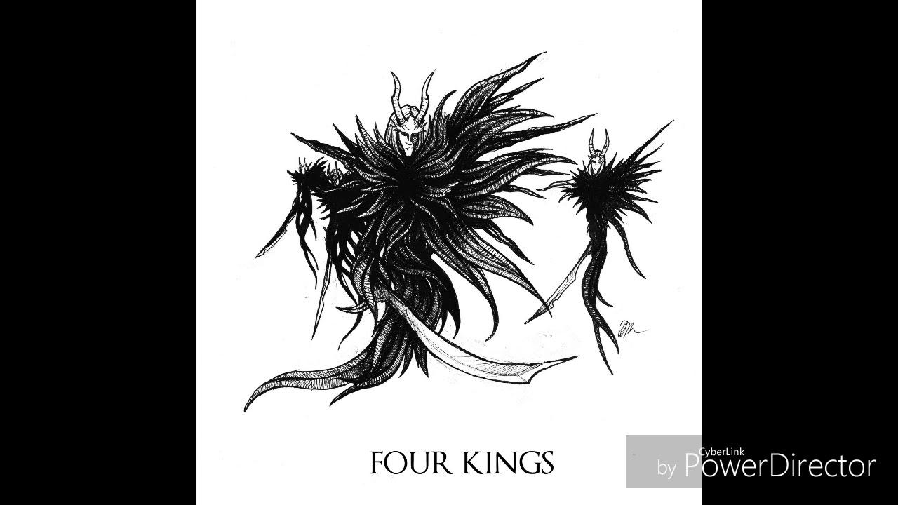 Dark Souls Soundtrack - Four Kings #1