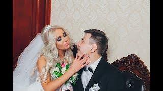 Красивый Свадебный Клип Андрей и Ольга 22.12.2017г Марсель