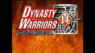 GBA Longplay - Dynasty Warriors Advance