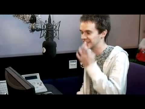 Christmas Chart Update - Alex Day talks to Greg