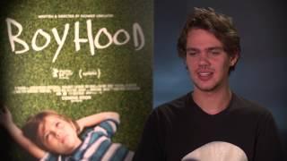 boyhood ellar coltrane interview