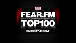 FearFM  Hardstyle Top 100 2010