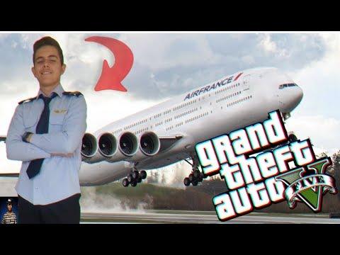 PİLOT OLDUM (GTA5)