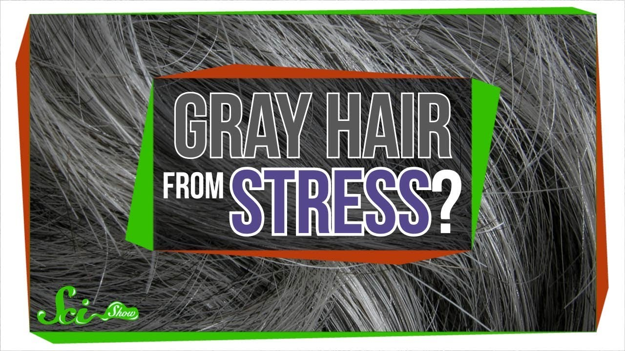Will Stress Really Make You Go Gray?