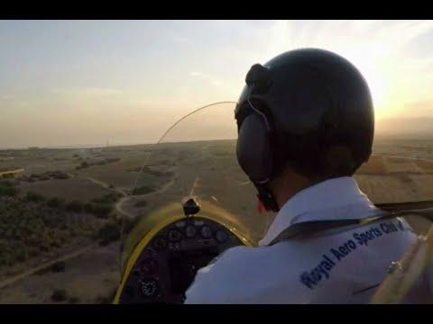 -الجايروكوبتر- تجربة جديدة للسياح في الأردن  - نشر قبل 2 ساعة