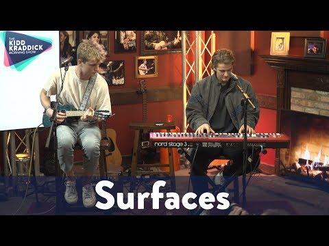 Surfaces  Sunday Best Live