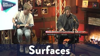 Gambar cover Surfaces- Sunday Best (Live)