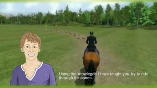 Mary King's Riding School 2 Nintendo Wii trailer