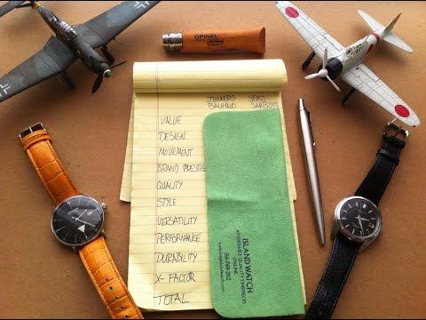 The Midrange Automatic Dress Watch Duel - Junker Bauhaus 6050-2 ($550) Vs. Seiko SARB033 ($400)