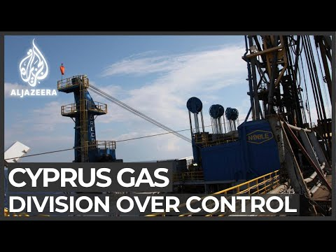 Cyprus gas dispute: Island divided over resource control