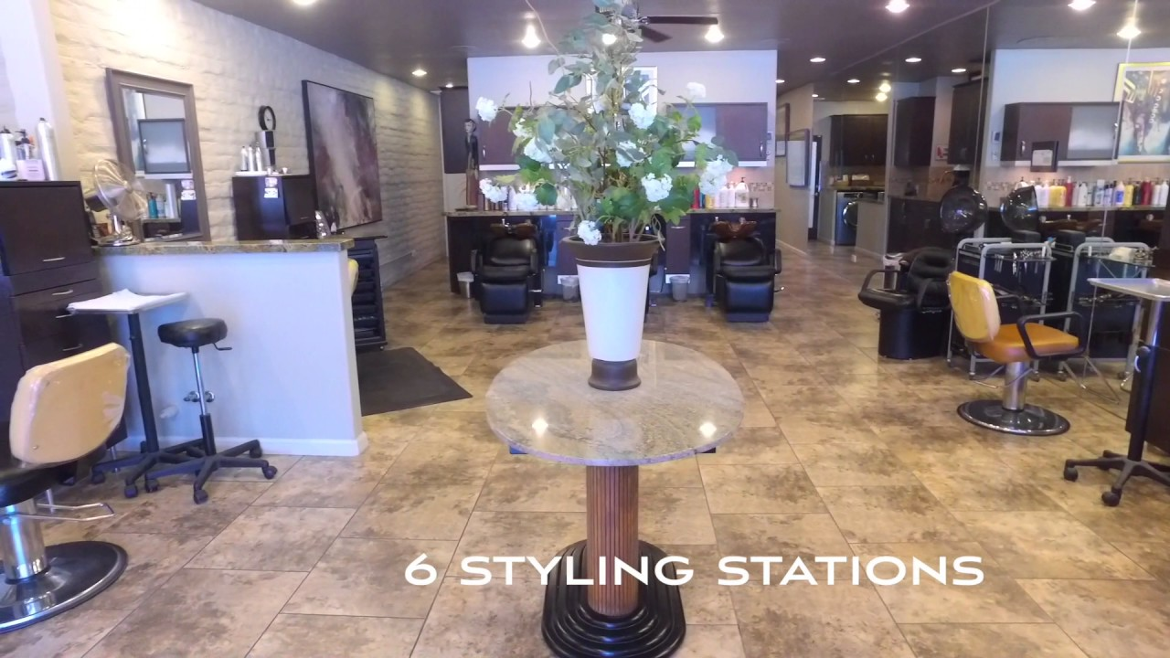 Artisan Salon & Spa Business For Sale on El Paseo in Palm Desert, CA ...