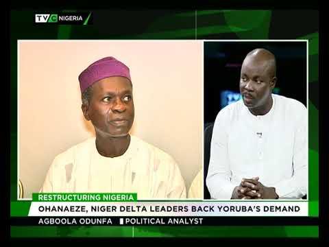 Ohanaeze, Niger Delta Leaders back Yoruba's demand| Agboola Odunfa