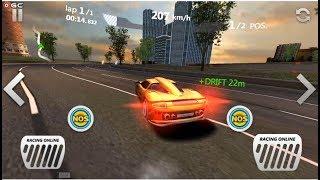 "Sports Car Racing - Isleis Air C Class Car ""Time Race"" Drift Race -Android gameplay FHD #3"