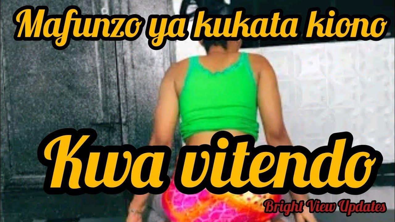 Download Jifunze jinsi ya kukata kiuno kwa kukalia mbooo wakati wa kutombanaa