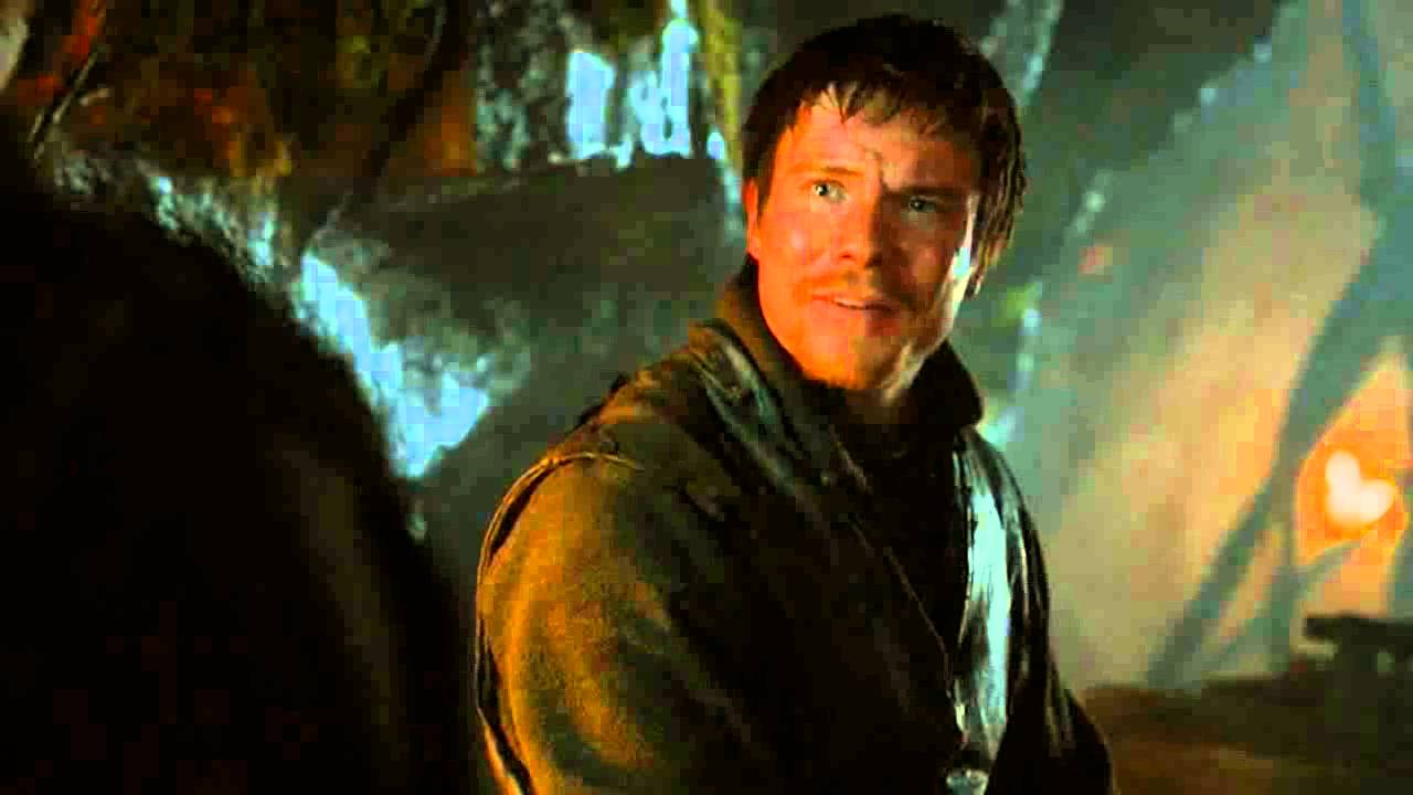 gendry finds out arya is a girl Game of thrones: the differences between the tv the group is later attacked and gendry and arya become prisoners and never finds out that he's got royal.