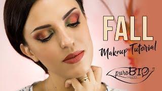 Benvenuto Autunno | Make Up Tutorial con Chiaroscuro | puroBIO Cosmetics