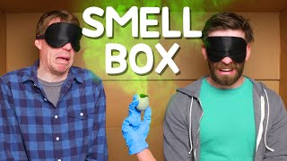 Vat19 Smell Box: What Am I Smelling Challenge?