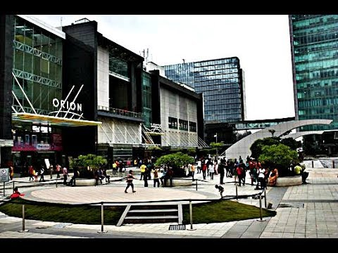 ORION MALL & World Trade Centre - Happening Place & Malls in Bangalore