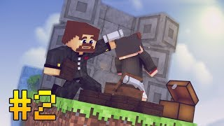 ВЫЖИВАНИЕ НА ОДНОМ ЧАНКЕ С АЧИВКАМИ #2 - СТРОИМ ПЕРВОЕ ЖИЛИЩЕ - Minecraft Прохождение Карты