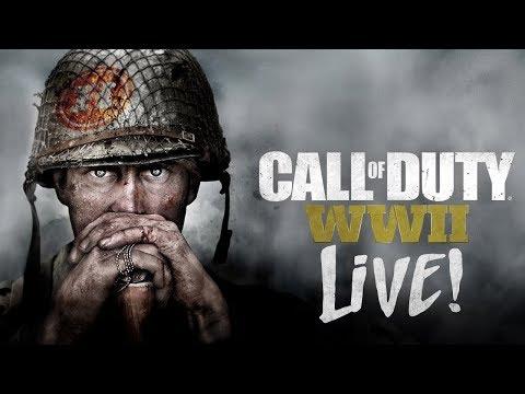 Call of Duty WWII War Mode FUNHAUS Live!  - Call of Duty WWII War Mode FUNHAUS Live!