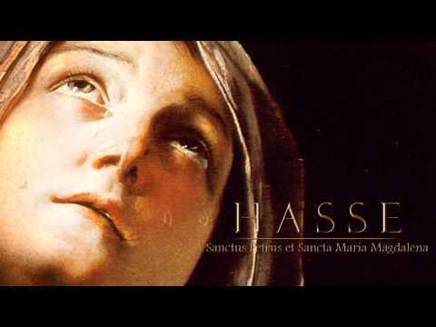 J.A. Hasse: Oratorio «Sanctus Petrus et Sancta Maria Magdalena»