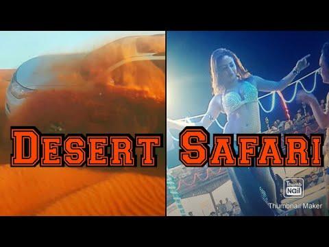 Desert Safari@Dubai I Belly Dance & Dune Bashing on Land Cruiser   (ദുബായിലെ  മരുഭൂമി സഫാരി)
