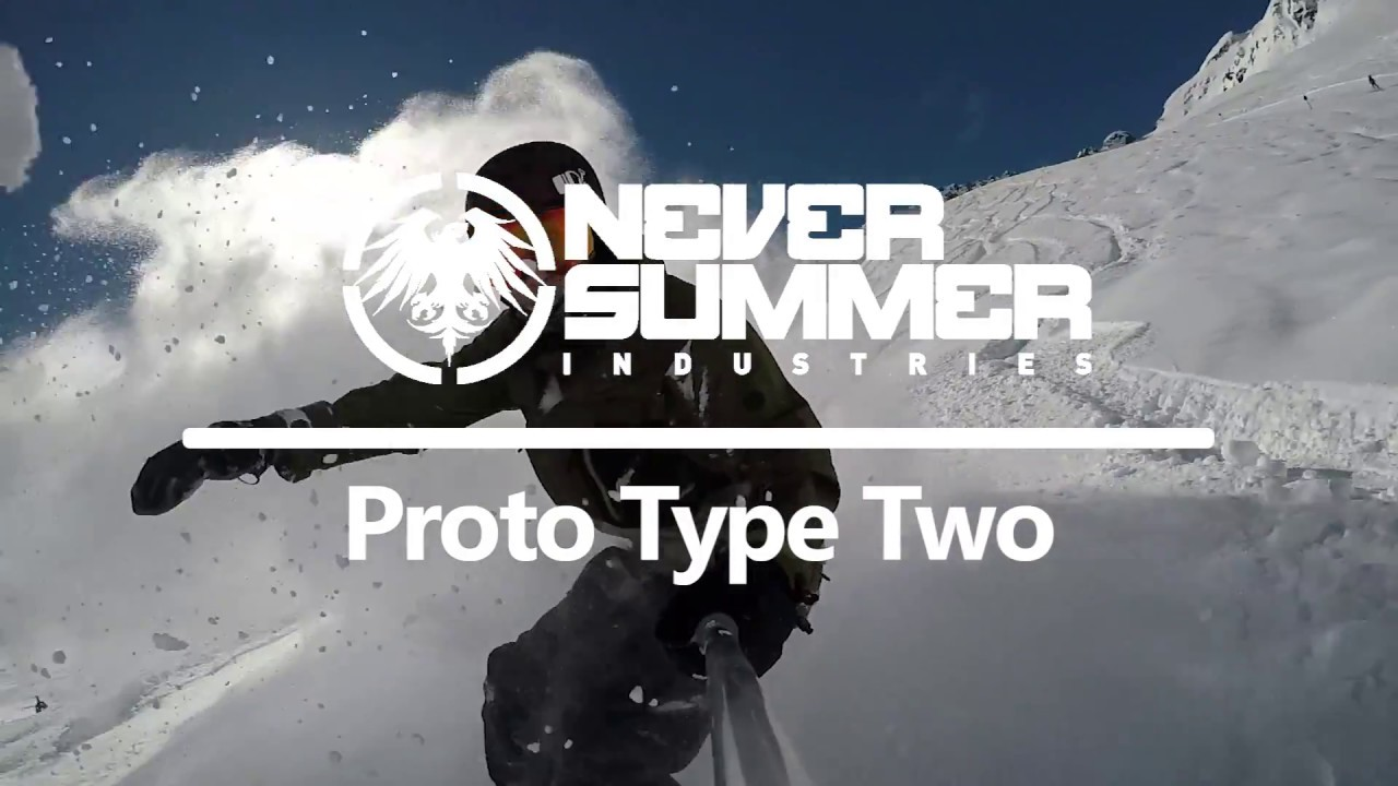 Never Summer 2018 Chairman day 1 - YouTube