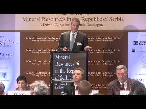 Serbia's mining deposits and new projects - Sean Hasson