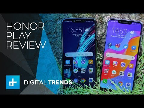Honor Play - Hand's On Review and Camera Demo