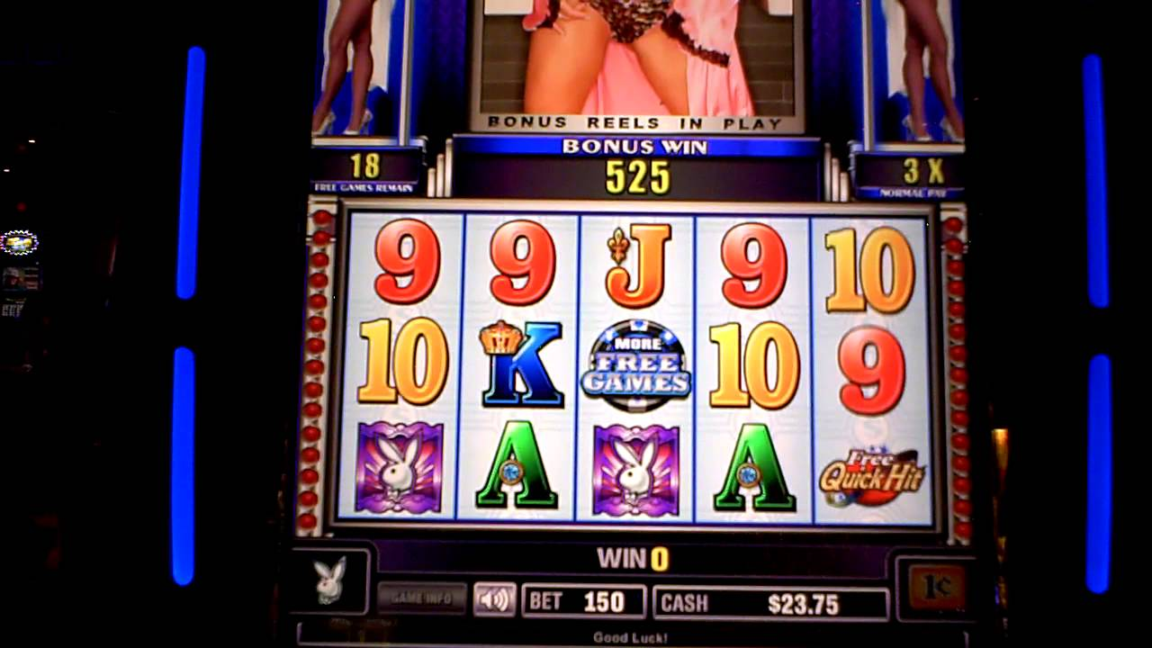 Playboy Quick Hit Slots