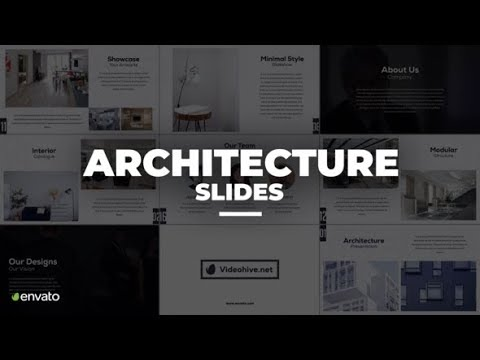 Architecture - After Effects template - 동영상