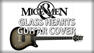 Of Mice & Men - Glass Hearts (Studio Guitar Cover)