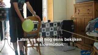 MarioPro-efje - Hoe werkt een straalmotor?
