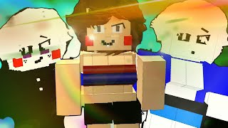 FNIA SANS, BALLOON BABE & PUPPET | Five Nights in Anime 2 | Roblox