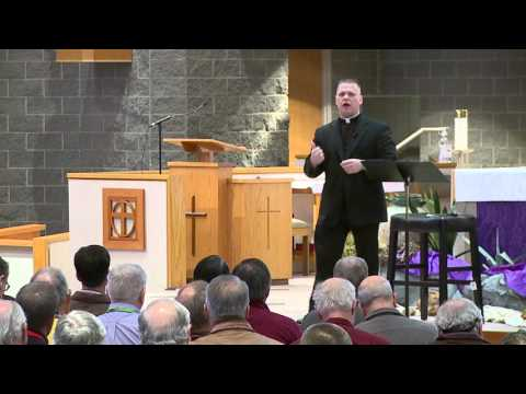 Father Chris Alar- 2016 Charlotte Catholic Men's Conference