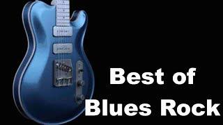 Blues Rock: 2 Hours of Blues Rock Playlist with Blues Rock Guitar