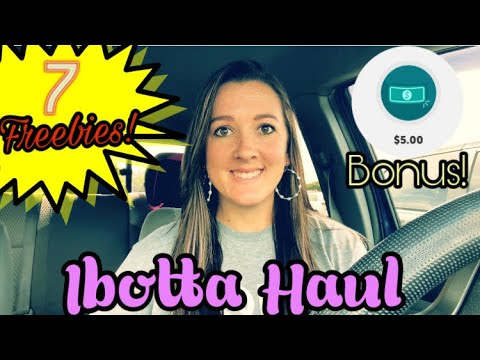 Walmart Ibotta Haul $5 Mid Week Bonus! I 22 items for $0.24 each! I 7 Freebies!
