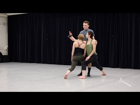 Dance student incorporates GoPro cameras in her senior thesis