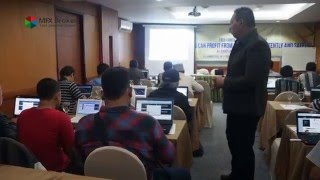 Forex Workshop Solo By Bambang Sugiarto | MFX Broker (Photo Slide Show)