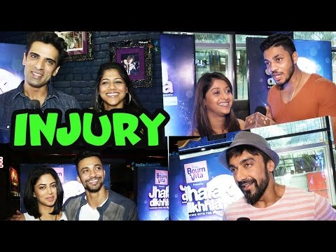Jhalak Dikhla Jaa contestants injured