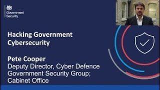 Hacking Government Cybersecurity