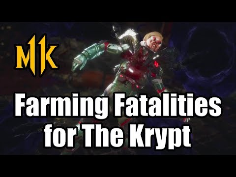 How to do all the fatalities in mortal kombat 11