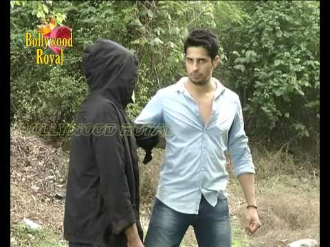 Thumbnail: Siddharth Malhotra does Action Scene for 'Ek Villain' for TV Series