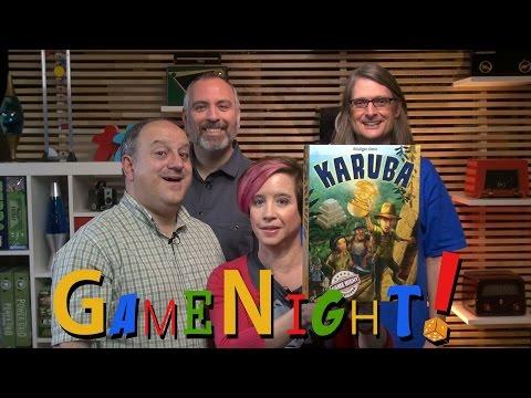 Karuba - GameNight! Se3 Ep26