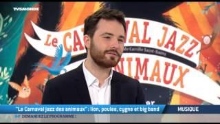 Le Carnaval jazz des animaux !