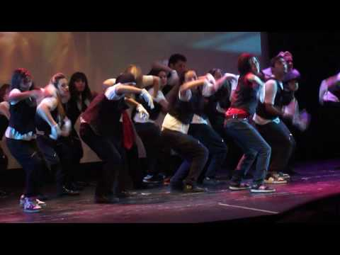 Buenos Aires Dance Group tributo Michael Jackson
